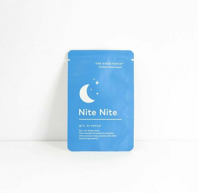 The Good Patch - Nite Nite CBD Patch