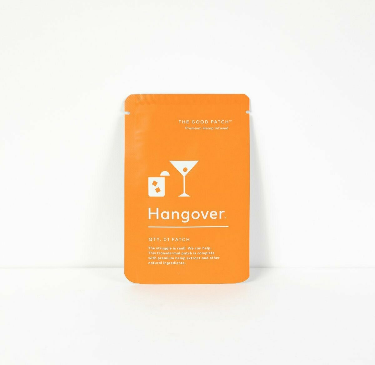 The Good Patch - Hangover CBD Patch