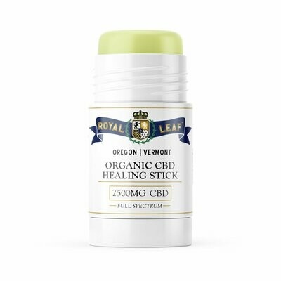 Royal Leaf Organic Healing Stick 2500MG CBD