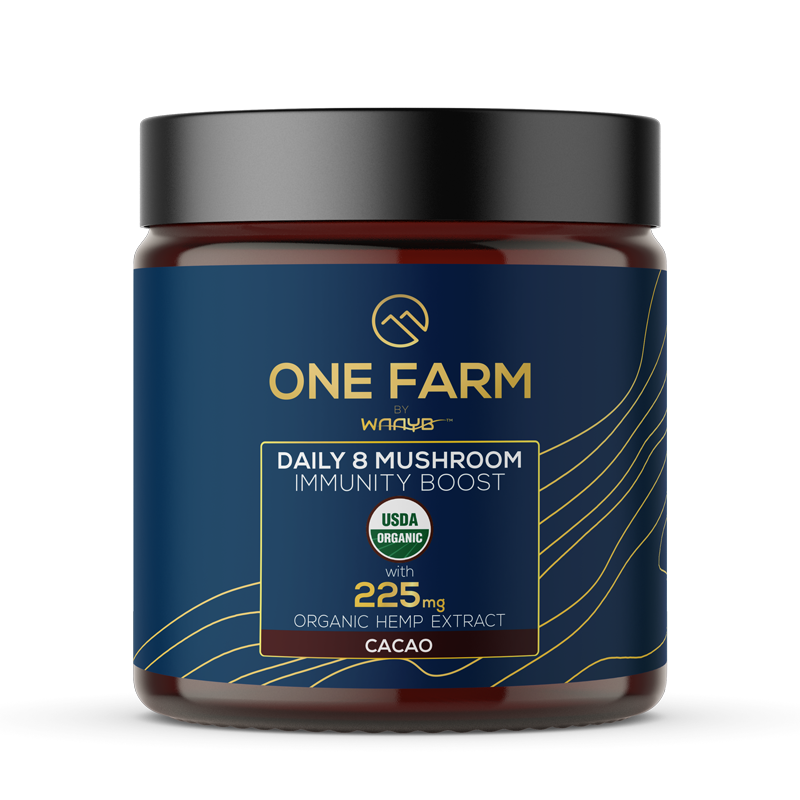 One Farm Daily 8 Mushroom Immunity