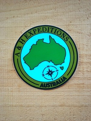 A & H Expedition Australia Decal