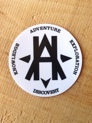 A & H Expeditions Logo Decal