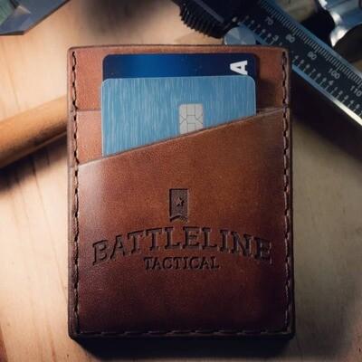 Battleline Tactical Front Pocket Money Clip Wallet
