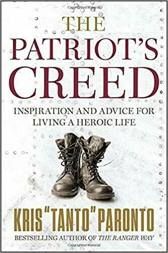 Autographed Copy The Patriot's Creed