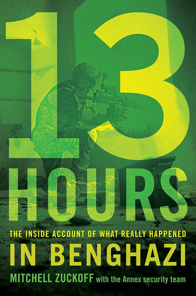 Autographed Copy 13 Hours Book