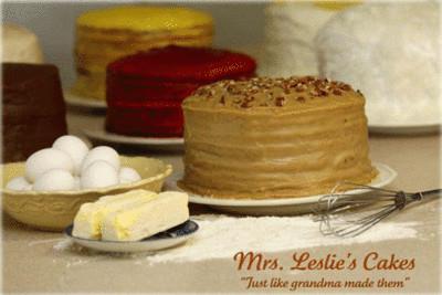 10 Layer Caramel Cake