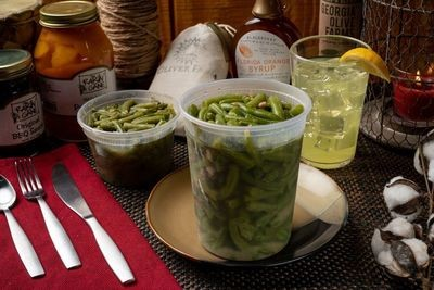 Green Beans, Seasoned