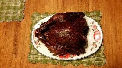 Smoked Turkey - Whole - 12-14lb (Available Nov 24 & 25th only)
