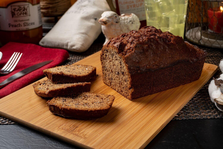 Bread- Banana Nut Bread