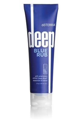 Deep Blue Rub 4 fl oz