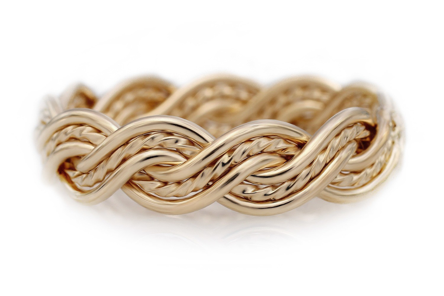 Six Strand Closed Weave (6mm Width Pictured)