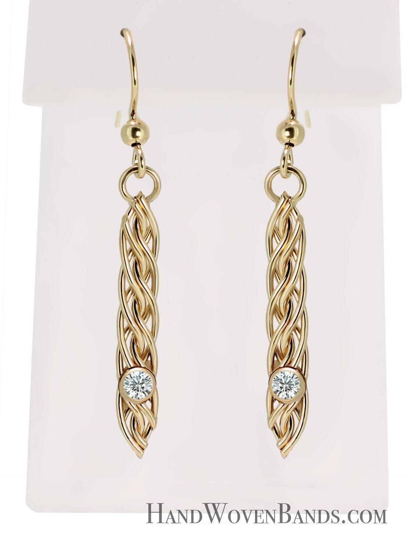 Matching Dangle Earrings
