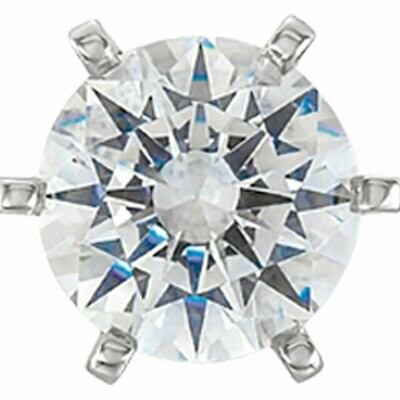 Add A Moissanite to Ring