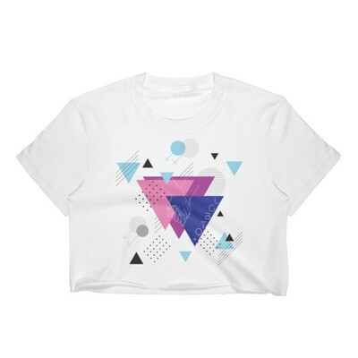 UNITED BY LOVE Crop Top