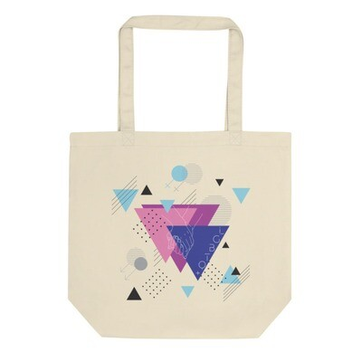 UNITED BY LOVE Organic Eco Tote Bag