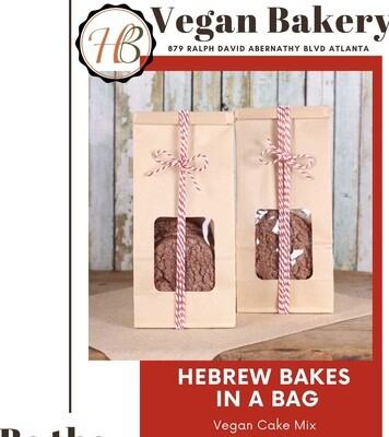 Hebrew Bakes in a Bag