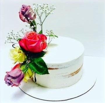 """Elegance"" Party Cake"