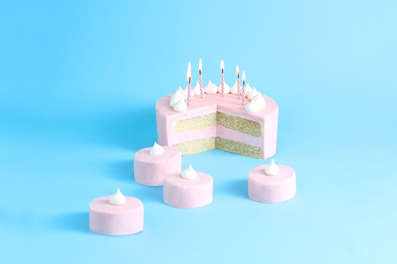 QUICK CAKE - SHIPPED TO YOU (NO CUSTOMIZATION)