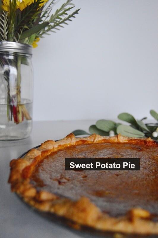 Seasonal Pies