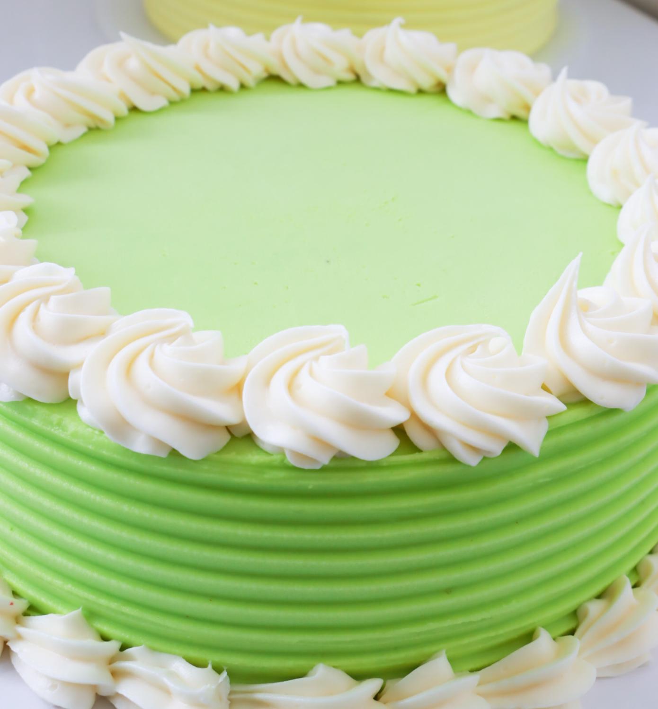 KEY LIME QUICK CAKE