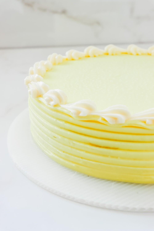 LEMON/ LEMON BLUEBERRY QUICK CAKE