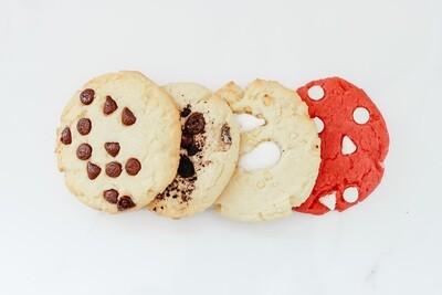 Vegan Cookies (2-pack)