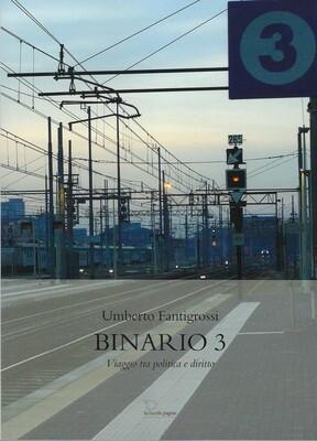 Binario 3 : viaggio tra politica e diritto / Umberto Fantigrossi