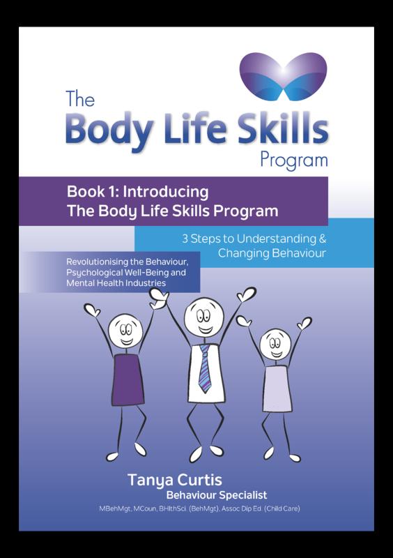 The Body Life Skills Program: Book 1