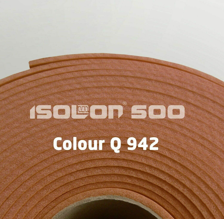 Изолон ППЭ 3 мм, ширина 1.00 м Цвет: Какао (Q945)
