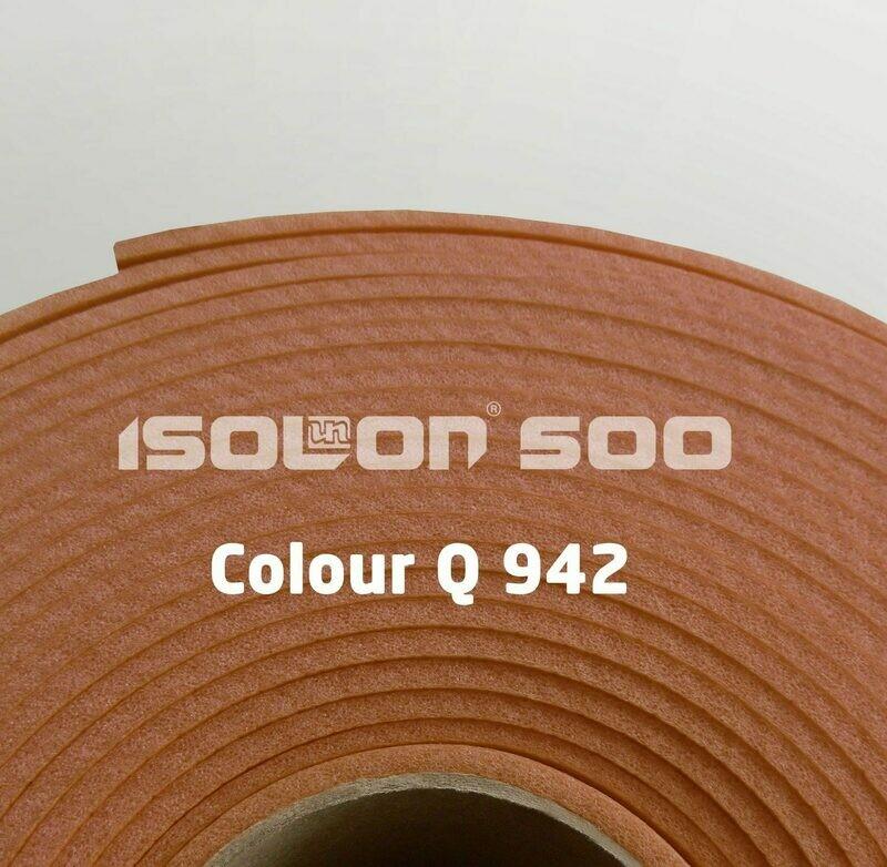 Изолон ППЭ 3 мм, ширина 75 см Цвет: Какао (Q945)