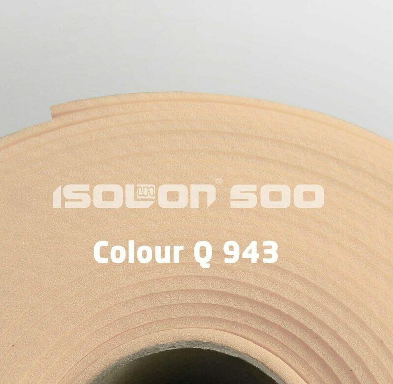 Изолон ППЭ 3 мм, ширина 75 см Цвет: Бежевый (Q943)
