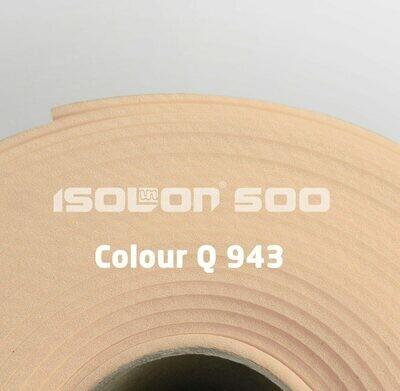 Изолон ППЭ 3 мм, ширина 1,00 см Цвет: Бежевый (Q943)
