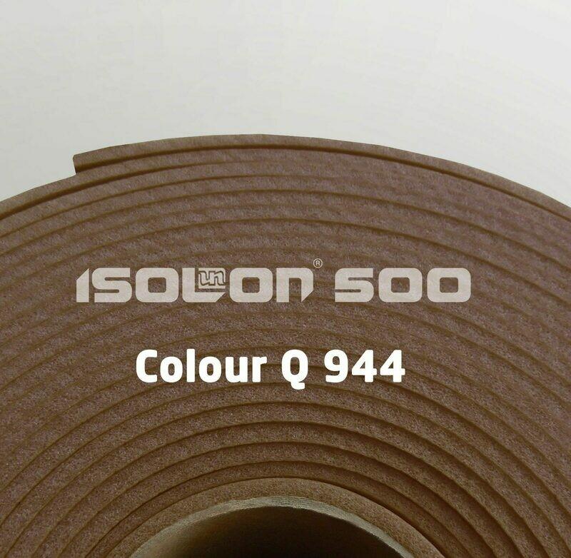 Изолон ППЭ 3 мм, ширина 75 см Цвет: Коричневый (Q944)