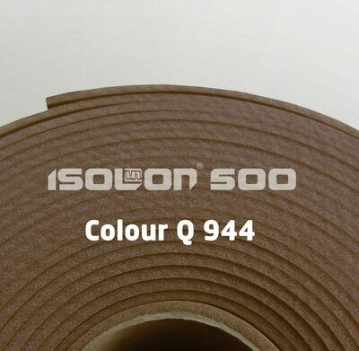 Изолон ППЭ 3 мм, ширина 1.00 м Цвет: Коричневый (Q944)