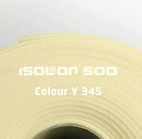 Изолон ППЭ 3 мм, ширина 75 см Цвет: Шампань (Y345)