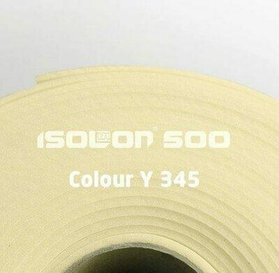 Изолон ППЭ 3 мм, ширина 1,00 м Цвет: Шампань (Y345)