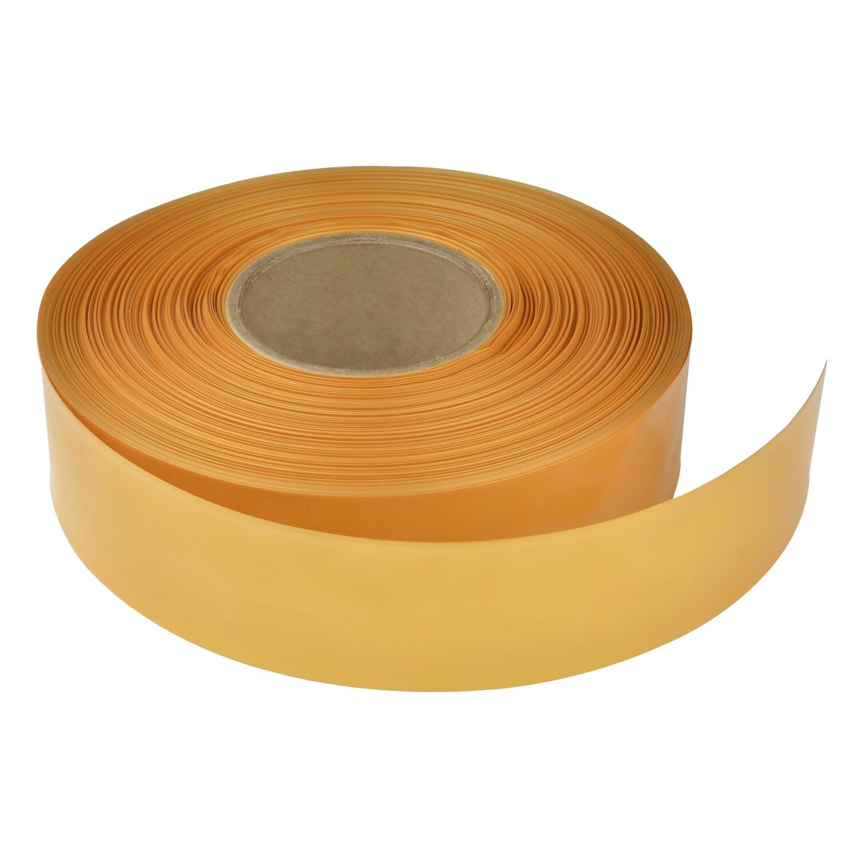 Термоусадочная трубка.32мм/16мм. Медовое золото.