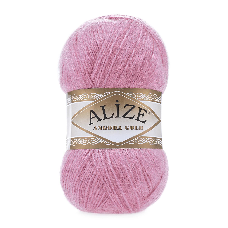 ANGORA GOLD Розовый леденец №39