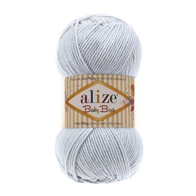 BABY BEST Светло-серый №224