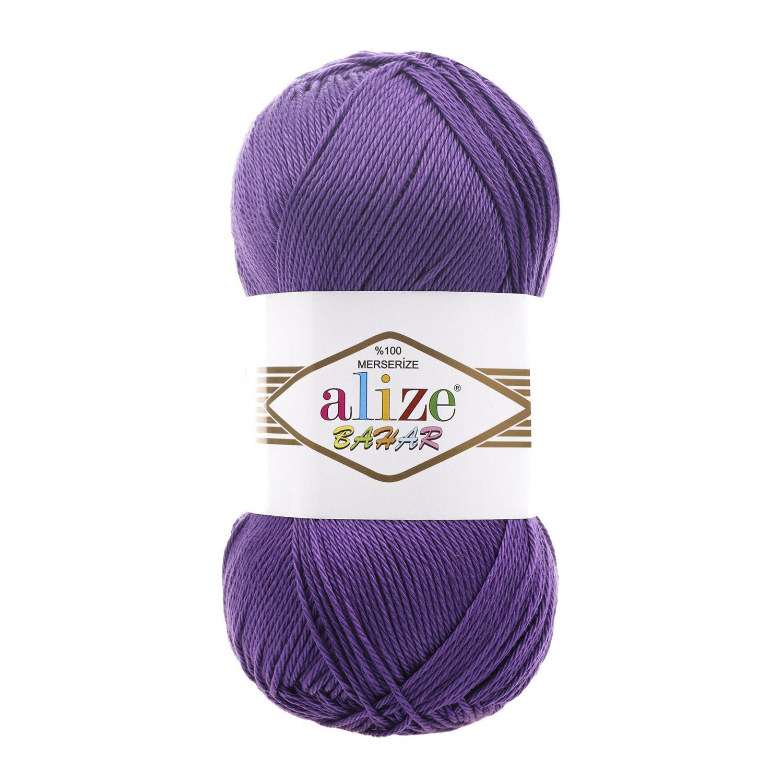 BAHAR Фиолетовый №44