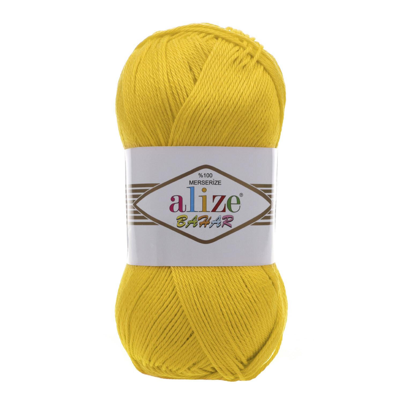 BAHAR Желтый №216