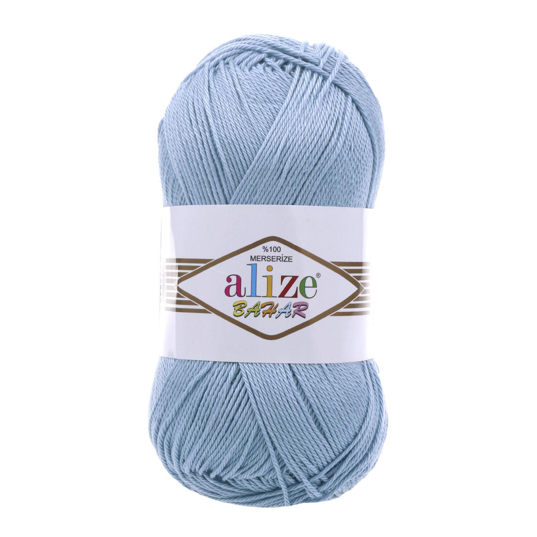 BAHAR Светло-голубой №350