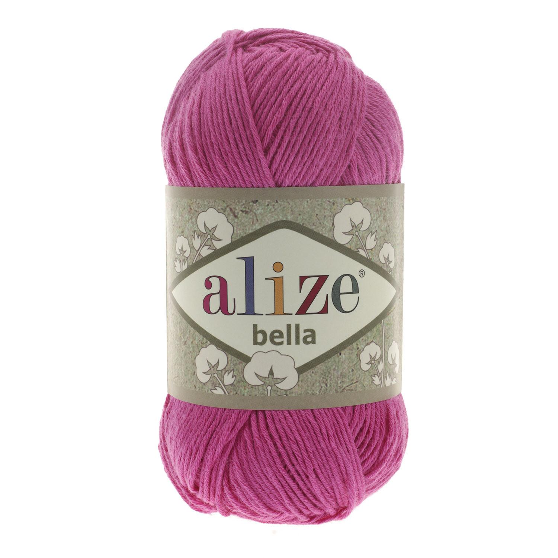 BELLA Ярко-розовый №489