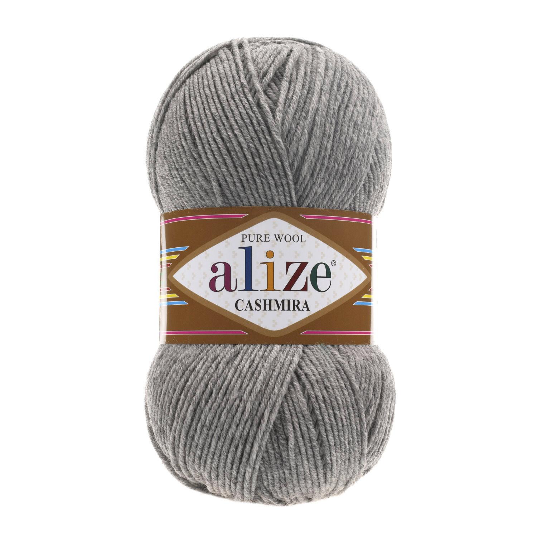 CASHMIRA Цвет: Серый меланж №21