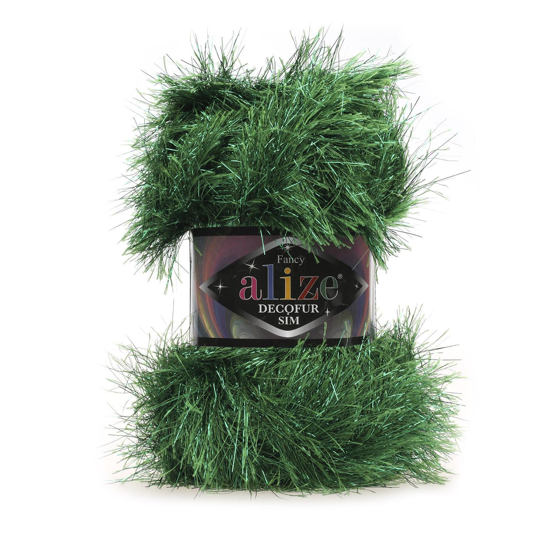 DECOFUR SİM Зеленая трава №59501