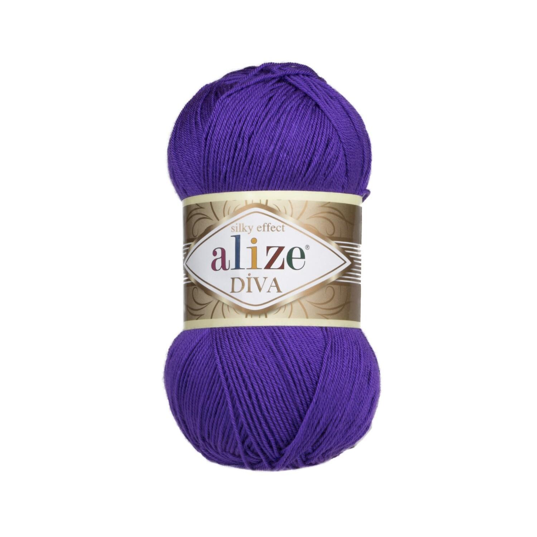 DİVA Фиолетовый №252