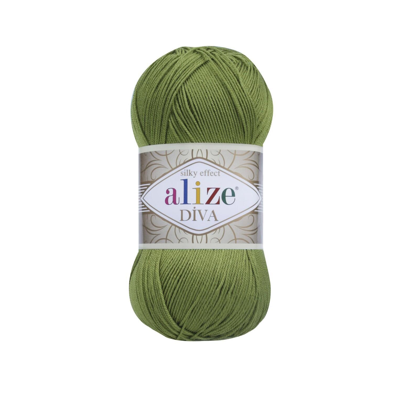 DİVA Зеленый №210