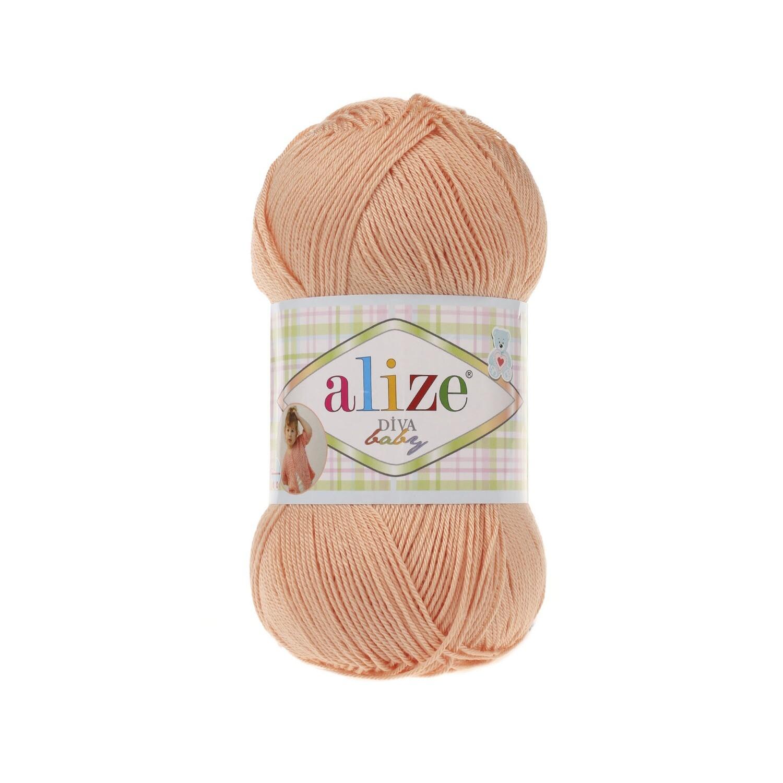 DİVA BABY Светло-персиковый №282