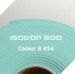 Изолон ППЭ 1 мм, ширина 75 см Цвет: Аквамарин (B454)