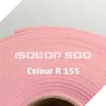Изолон ППЭ 3 мм, ширина 1,00 м Цвет: Розовая пудра (R155)